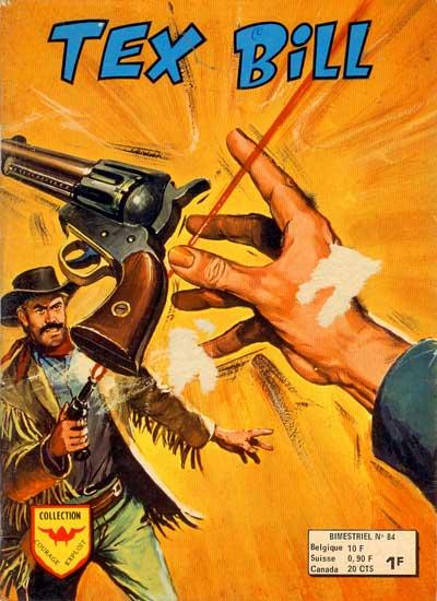 Couverture de Tex Bill -84- Le précipice de l'enfer