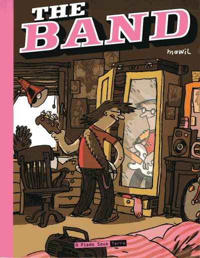Couverture de Band (The) - The Band