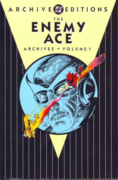 Couverture de Enemy Ace (The) -1- Archives - Volume 1