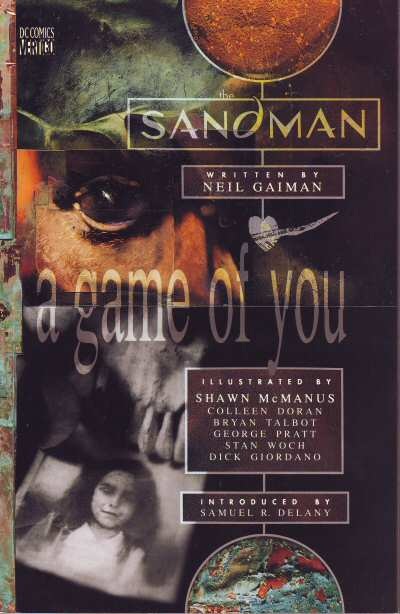 Couverture de Sandman (The) (1989) -INT05- A game of you