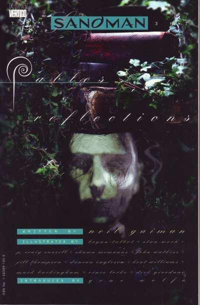 Couverture de Sandman (The) (1989) -INT06- Fables and Reflections