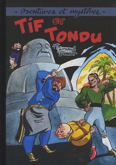 Couverture de Tif et Tondu (Taupinambour) -2- Tome 2