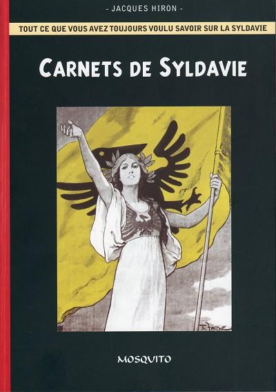 Couverture de Tintin - Pastiches, parodies & pirates - Carnets de Syldavie