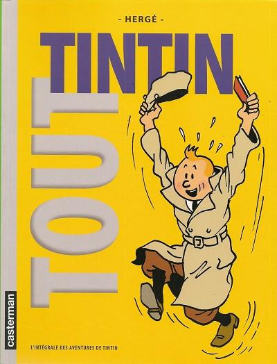 Couverture de Tintin (Historique) -INT- Tout Tintin