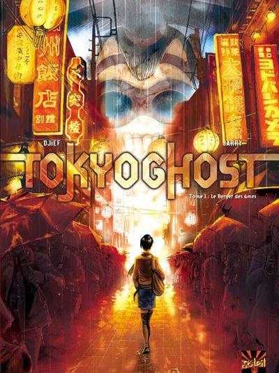 Couverture de Tokyo Ghost (Jarry/Djief) -1- Le Berger des âmes