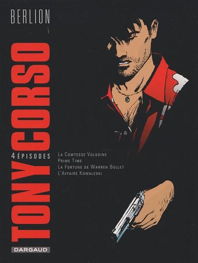 Couverture de Tony Corso - Tome INT1