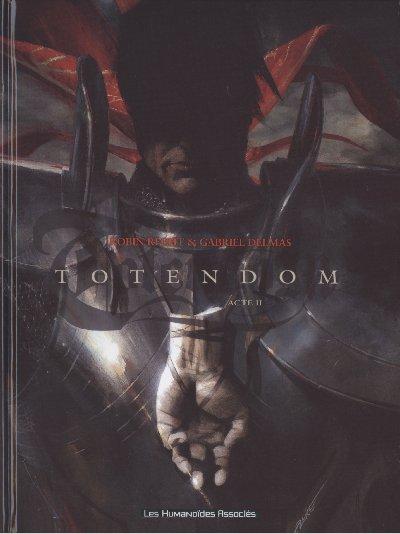Couverture de Totendom -2- Acte 2