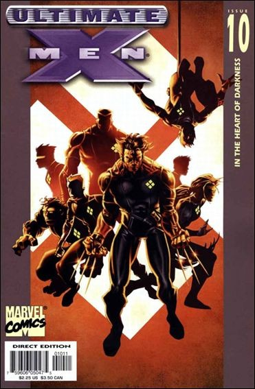 Couverture de Ultimate X-Men (2001) -10- Return to Weapon X part 4 : in the heart of darkness