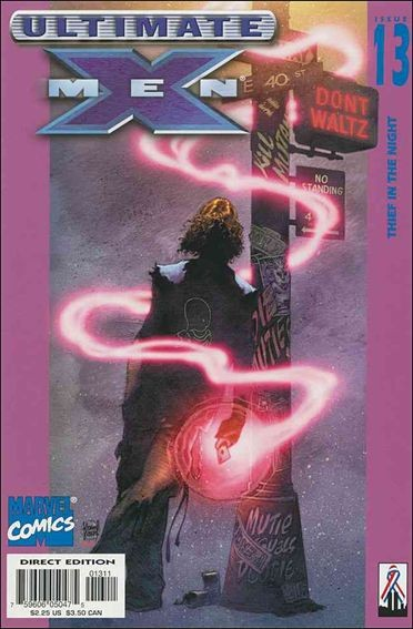 Couverture de Ultimate X-Men (2001) -13- You always remember your first love part 1 : thief in the night