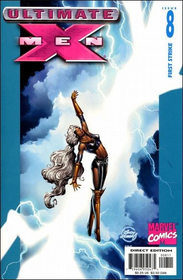 Couverture de Ultimate X-Men (2001) -8- Return to Weapon X part 2 : first strike