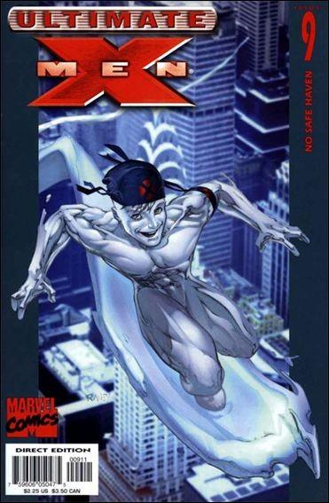Couverture de Ultimate X-Men (2001) -9- Return to Weapon X part 3 : no safe heaven
