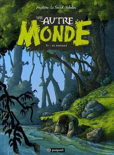 Couverture de Un autre monde -1- Le passage