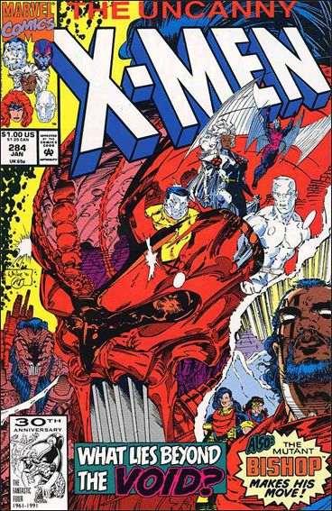 Couverture de Uncanny X-Men (The) (Marvel comics - 1963) -284- Into the void