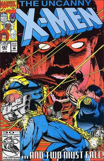 Couverture de Uncanny X-Men (The) (Marvel comics - 1963) -287- Bishop to king's five