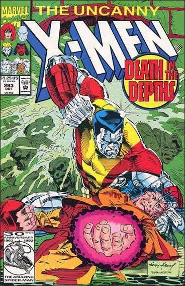 Couverture de Uncanny X-Men (The) (1963) -293- The last morlock story