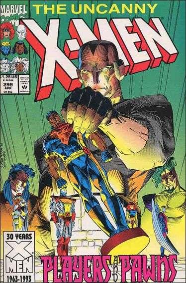 Couverture de Uncanny X-Men (The) (Marvel comics - 1963) -299- Nightlines