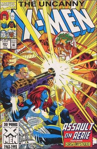 Couverture de Uncanny X-Men (The) (Marvel comics - 1963) -301- Dominion