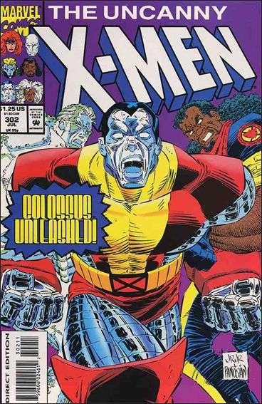 Couverture de Uncanny X-Men (The) (Marvel comics - 1963) -302- Province