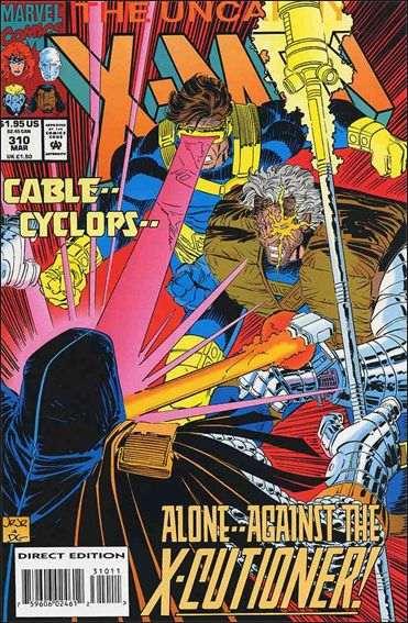 Couverture de Uncanny X-Men (The) (Marvel comics - 1963) -310- Show me the way to go home