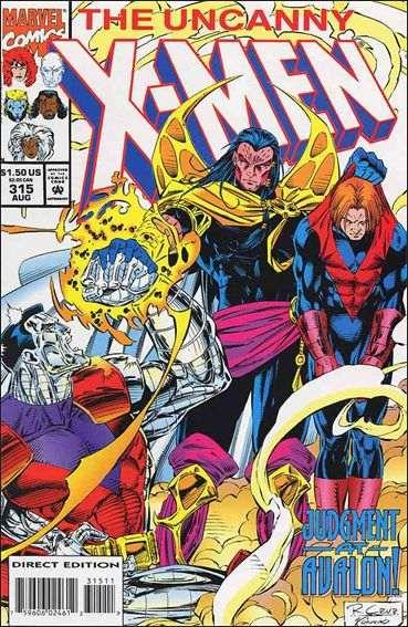 Couverture de Uncanny X-Men (The) (Marvel comics - 1963) -315- Peers
