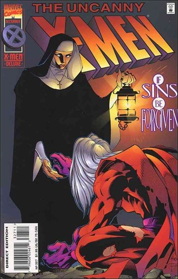 Couverture de Uncanny X-Men (The) (1963) -327- Whispers on the wind