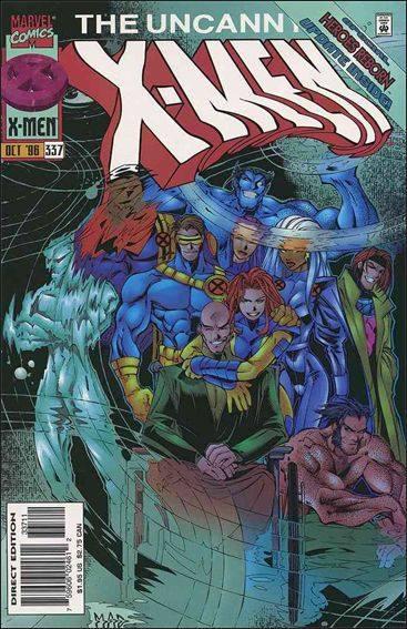 Couverture de Uncanny X-Men (The) (1963) -337- Know thy enemy