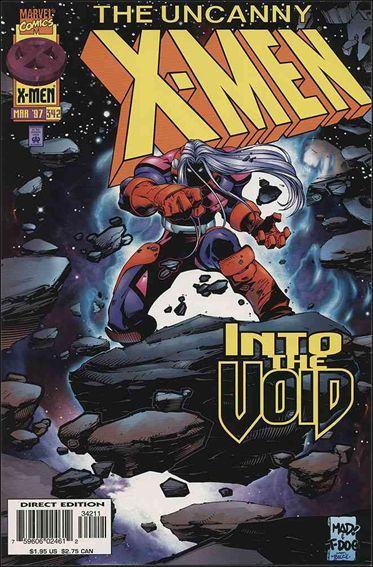 Couverture de Uncanny X-Men (The) (1963) -342- Did i miss something ?