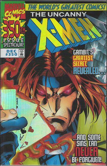 Couverture de Uncanny X-Men (The) (Marvel comics - 1963) -350- Trial & errors