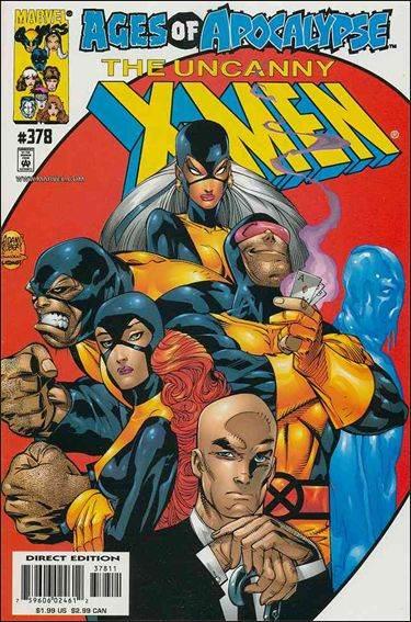 Couverture de Uncanny X-Men (The) (Marvel comics - 1963) -378- First and last