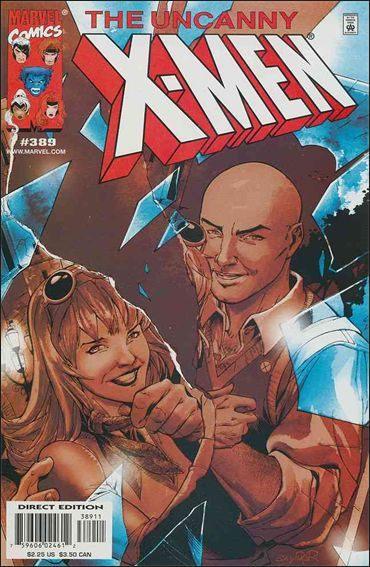 Couverture de Uncanny X-Men (The) (1963) -389- The good sheperd