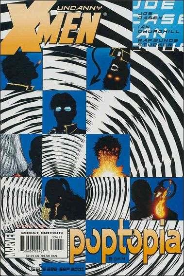 Couverture de Uncanny X-Men (The) (Marvel comics - 1963) -396- Poptopia part 2 : the glamorous life