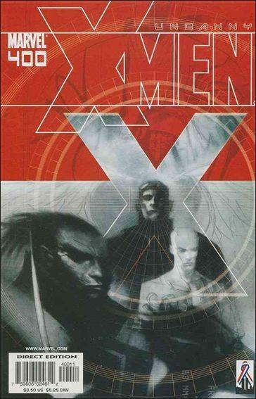 Couverture de Uncanny X-Men (The) (1963) -400- Supreme confessions