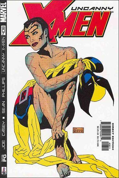 Couverture de Uncanny X-Men (The) (Marvel comics - 1963) -408- Identity crisis