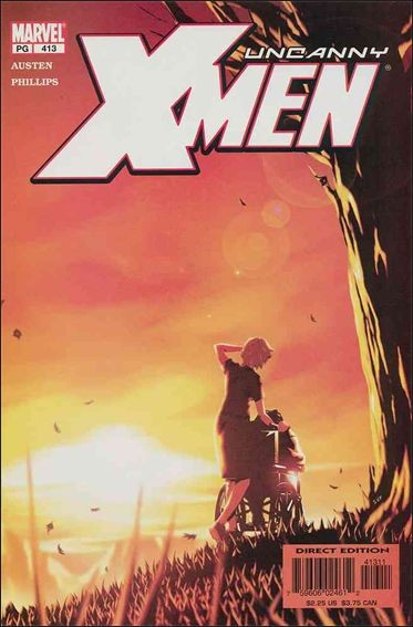Couverture de Uncanny X-Men (The) (Marvel comics - 1963) -413- Annie's moving story