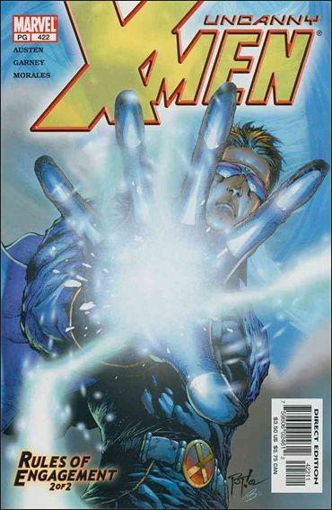 Couverture de Uncanny X-Men (The) (Marvel comics - 1963) -422- Rules of engagement part 2