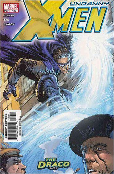Couverture de Uncanny X-Men (The) (1963) -429- The draco part 1