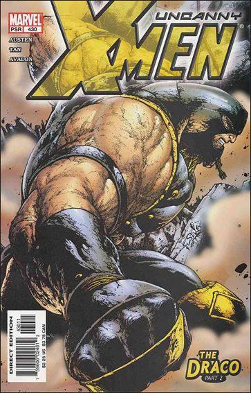 Couverture de Uncanny X-Men (The) (Marvel comics - 1963) -430- The draco part 2
