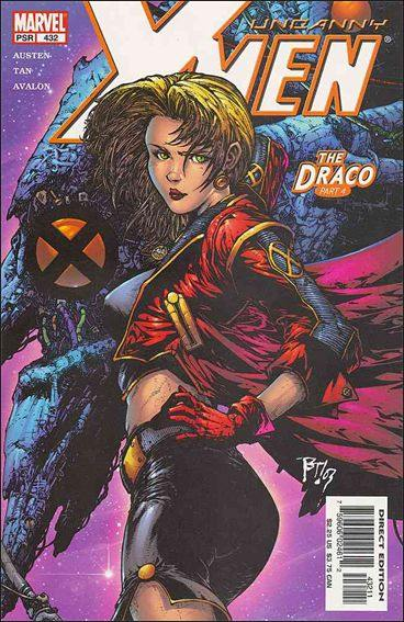 Couverture de Uncanny X-Men (The) (Marvel comics - 1963) -432- The draco part 4