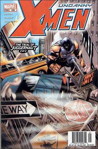 Couverture de Uncanny X-Men (The) (Marvel comics - 1963) -436- The trial of juggernaut part 2