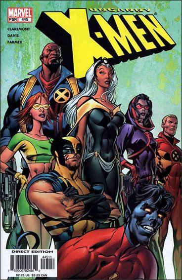 Couverture de Uncanny X-Men (The) (1963) -445- The end of history part 2 : death and the maiden