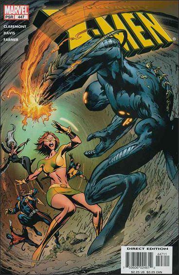 Couverture de Uncanny X-Men (The) (Marvel comics - 1963) -447- The end of history part 4 : hell hath no fury