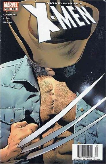 Couverture de Uncanny X-Men (The) (Marvel comics - 1963) -448- Guess who's back in town