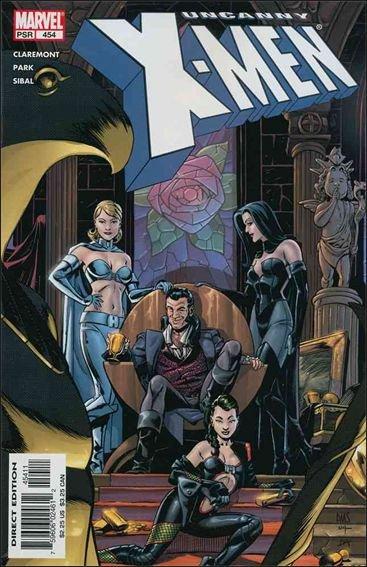 Couverture de Uncanny X-Men (The) (Marvel comics - 1963) -454- Chasing Hellfire, part 3: Cardinal Law