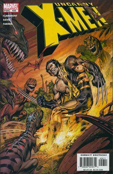 Couverture de Uncanny X-Men (The) (Marvel comics - 1963) -456- World's end part 2 : on ice