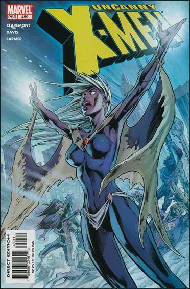 Couverture de Uncanny X-Men (The) (Marvel comics - 1963) -459- World's end part 5 : bad company