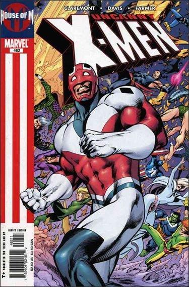 Couverture de Uncanny X-Men (The) (Marvel comics - 1963) -462- Season of the witch part 1