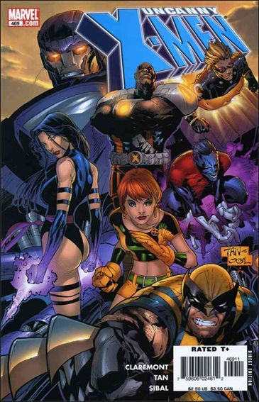 Couverture de Uncanny X-Men (The) (Marvel comics - 1963) -469- Wand'ring star part 1
