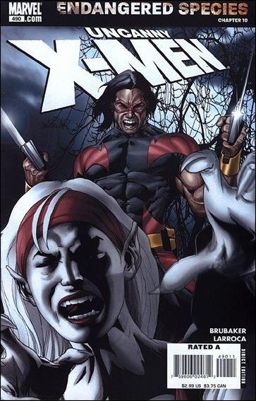 Couverture de Uncanny X-Men (The) (1963) -490- The extremists part 4