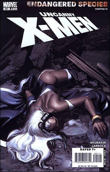 Couverture de X-Men Vol.1 (The Uncanny) (Marvel comics - 1963) -491- The extremists part 5