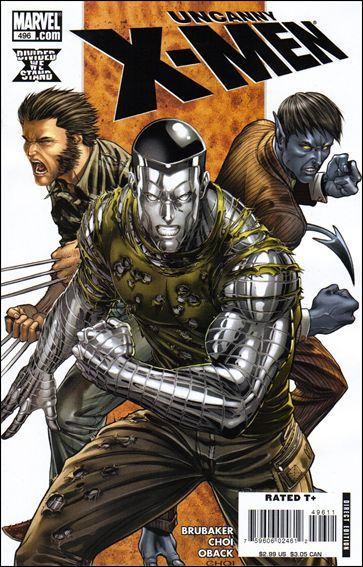 Couverture de Uncanny X-Men (The) (1963) -496- X-men : divided part 2